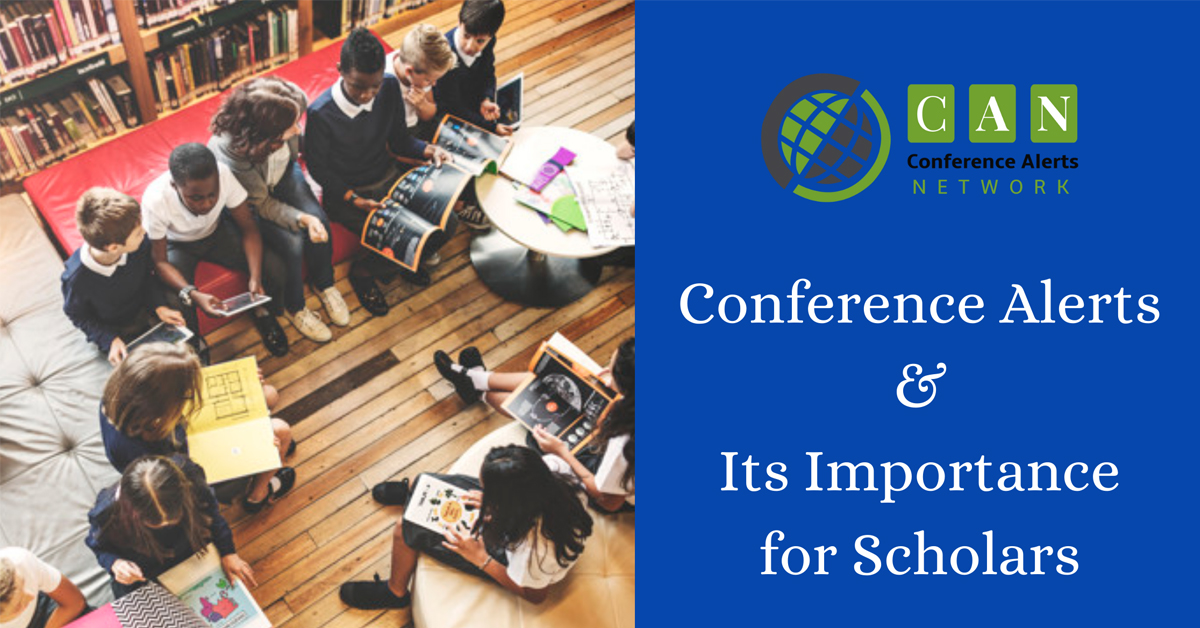 Conference Alerts & Its Importance for Scholars